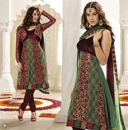 بالصور ازياء هندية روعة 2019 , ملابس هندي جميلة , يا خرابي علي الحلاوة 392 3