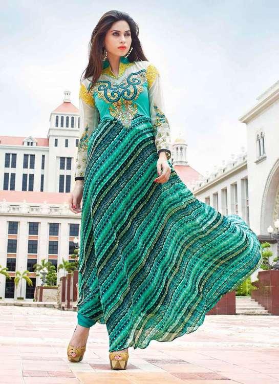 بالصور ازياء هندية روعة 2019 , ملابس هندي جميلة , يا خرابي علي الحلاوة 392 4