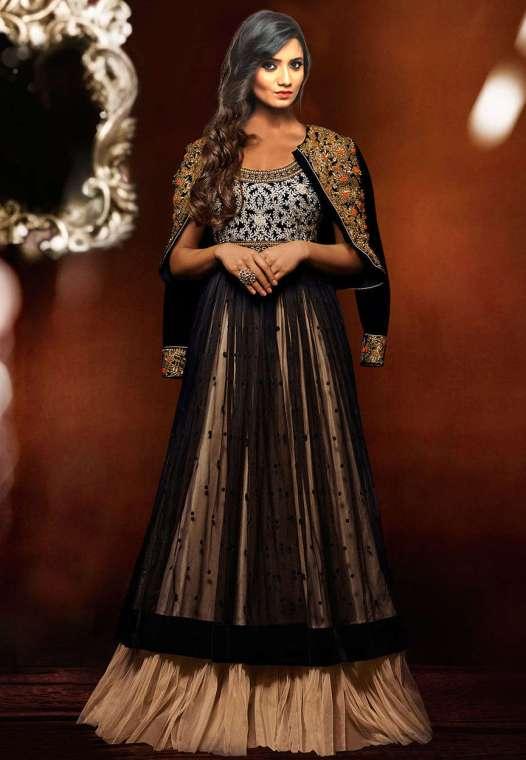 بالصور ازياء هندية روعة 2019 , ملابس هندي جميلة , يا خرابي علي الحلاوة 392 5