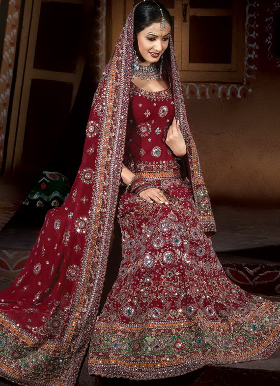 بالصور ازياء هندية روعة 2019 , ملابس هندي جميلة , يا خرابي علي الحلاوة 392 9