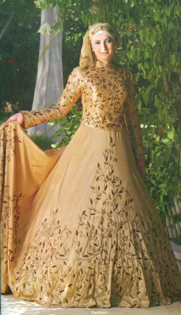 بالصور فساتين اعراس وخطوبة فساتين سهرة وخطوبة وزفاف , قلبي يا ناس علي الاستيل الجامد 399 2