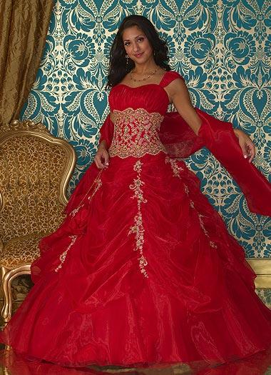 بالصور فساتين اعراس وخطوبة فساتين سهرة وخطوبة وزفاف , قلبي يا ناس علي الاستيل الجامد 399 4