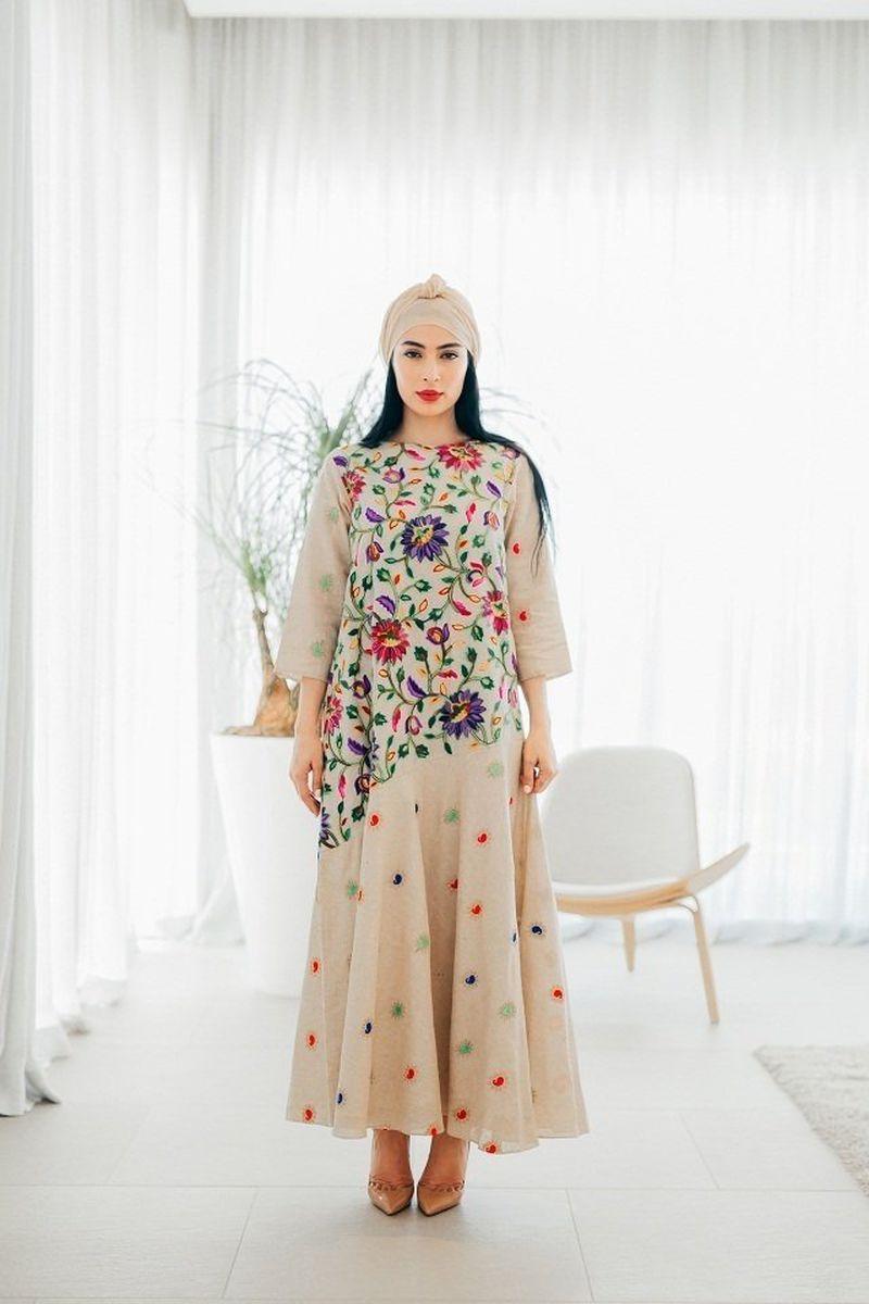 صور ملابس العيد نساء 2019 , لتكوني مختلفة وجذابة