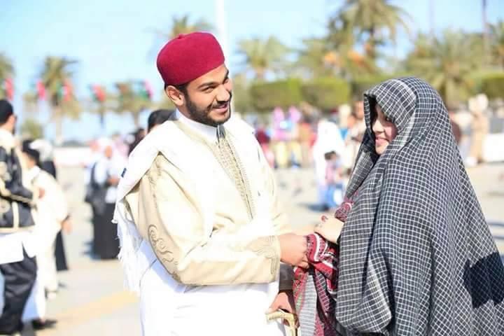 بالصور ازياء ليبية رسمية , الزى الرسمي فى ليبيا , جمال طبيعي معانا وبس 414 2