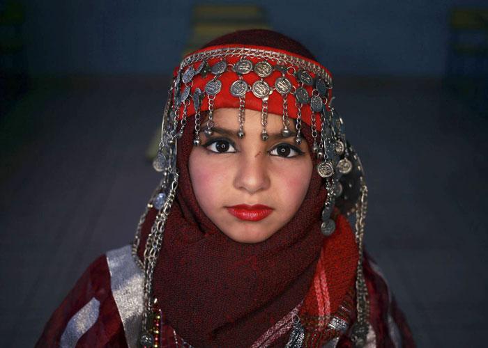 بالصور ازياء ليبية رسمية , الزى الرسمي فى ليبيا , جمال طبيعي معانا وبس 414 5