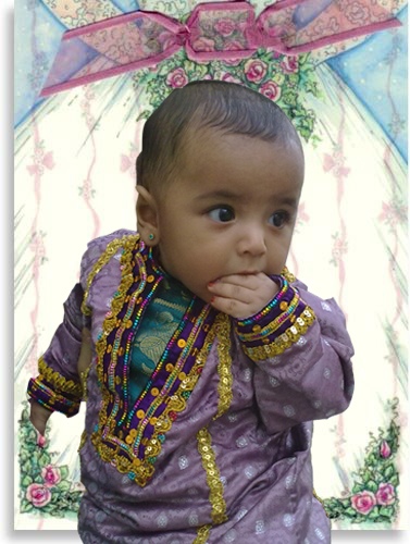 صور ازياء ظفارية للاطفال , ملابس عمانية , طفولة جميلة ولذيذة