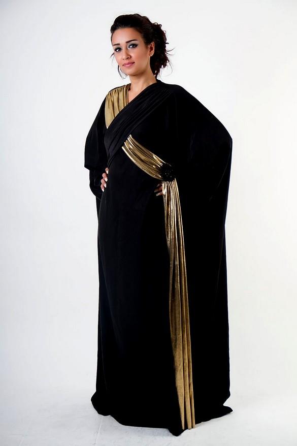 صورة عبايات يمنية فاخمة 2020 , موضة جميلة واطلالة مميزة 42 3