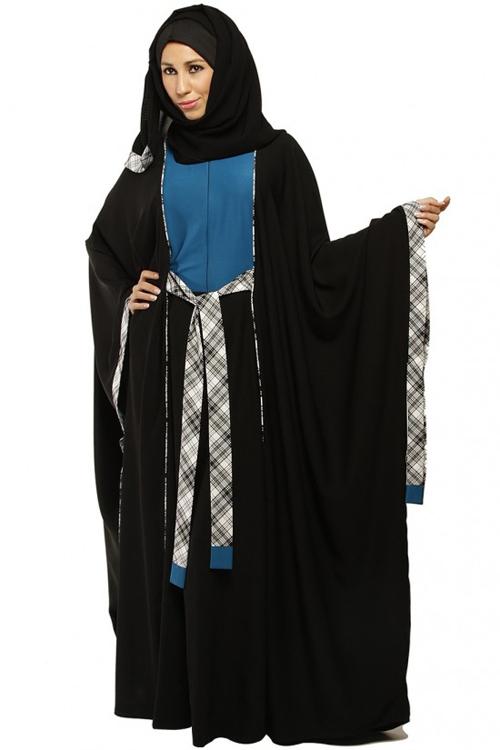 صورة عبايات يمنية فاخمة 2020 , موضة جميلة واطلالة مميزة 42 4