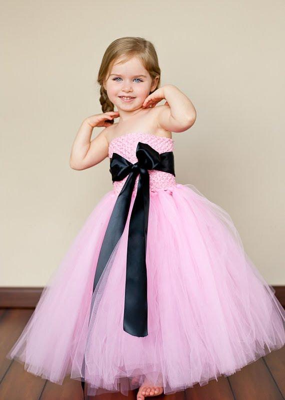 بالصور فساتين اطفال سهره , اجعلي ابنتك هي الاجمل دائما 429 1