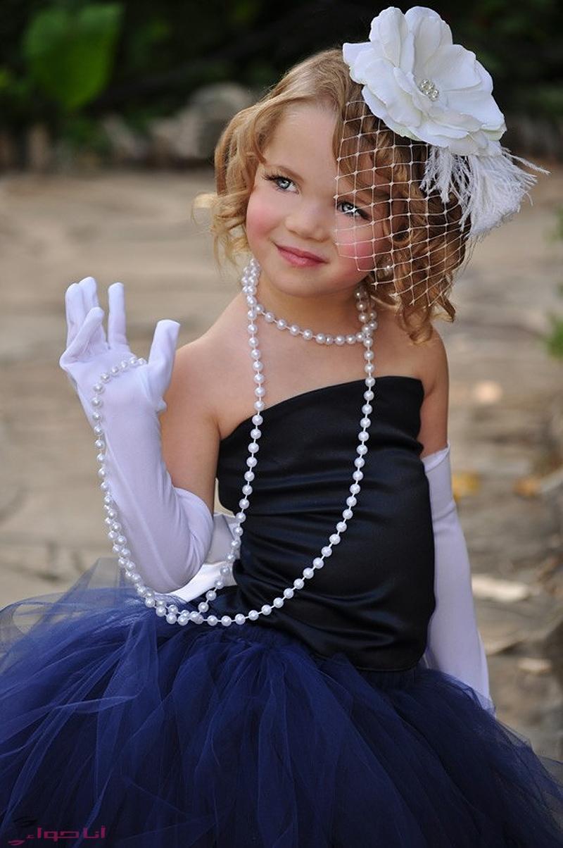 بالصور فساتين اطفال سهره , اجعلي ابنتك هي الاجمل دائما 429 6