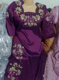 صورة فساتين منزلية جزائرية , ملابس البيت الجميلة معانا