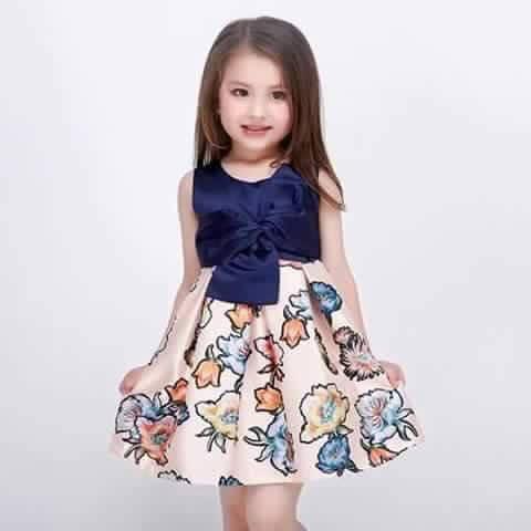 ae80d05bb419c ملابس اطفال بناتي انيقة 2019