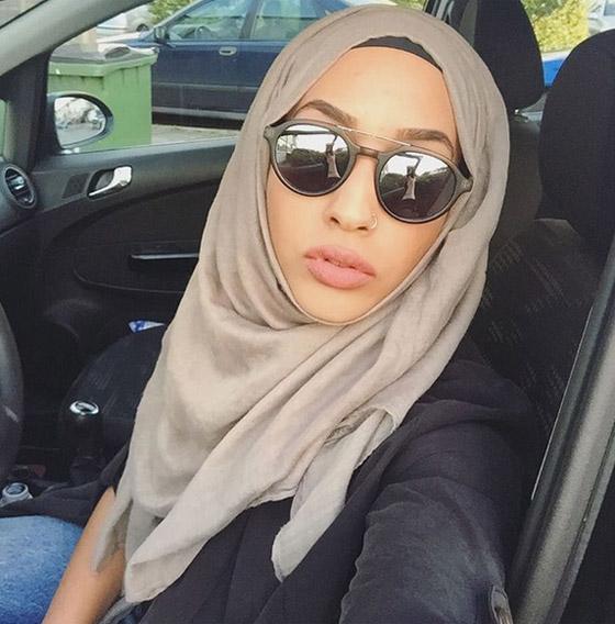 بالصور اجمل بنات بالحجاب 2019 , محتشمة وجميله جدا لكي سيدتي 452 7