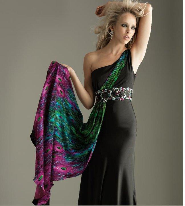 بالصور ازياء مميزه للسهرات , اجمل الملابس , جمال ساحر وجميل 453 7