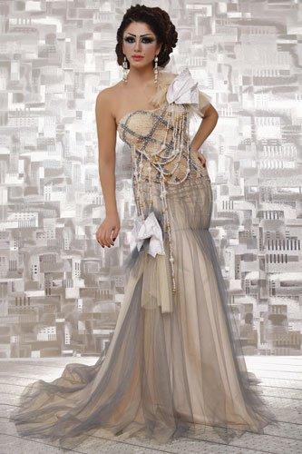 بالصور ازياء مميزه للسهرات , اجمل الملابس , جمال ساحر وجميل 453