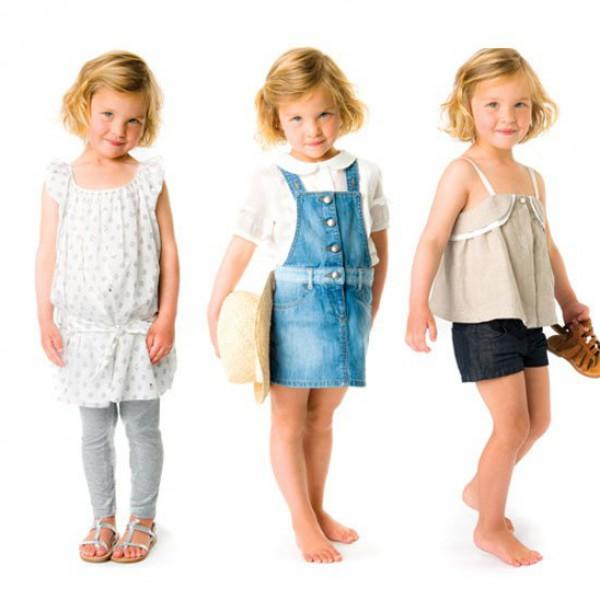 بالصور احلى الملابس الصيفيه للاطفال 2019 , طفولة مميزة معانا فقط 461 9