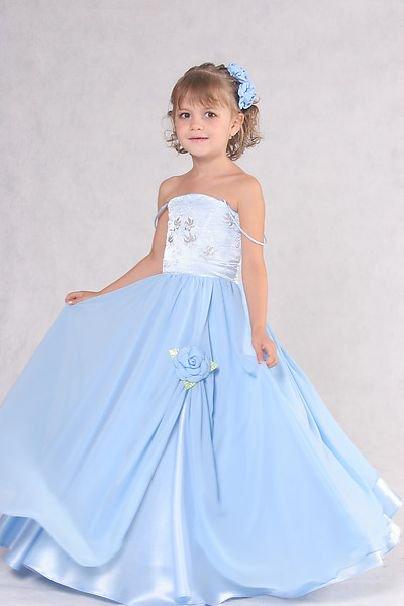 بالصور فساتين بنات صغار للحفلات , ملابس اطفال سهرات 468 5