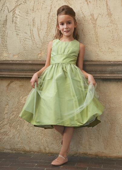 بالصور فساتين بنات صغار للحفلات , ملابس اطفال سهرات 468 9