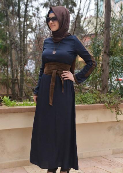 بالصور اجمل ملابس محجبات 2019 , يا جمالو علي الشياكة 478 5