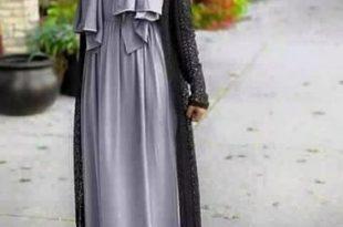 صورة اجمل ملابس محجبات 2020 , يا جمالو علي الشياكة