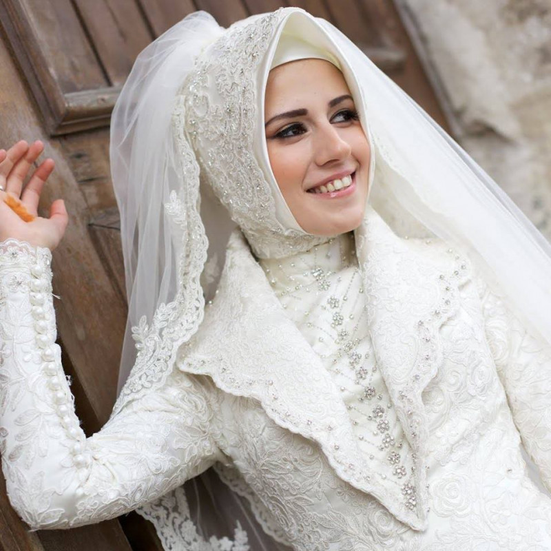 بالصور فساتين زفاف مودرن 2019 , اجمل واحدث فستان ليلة العمر 480 4