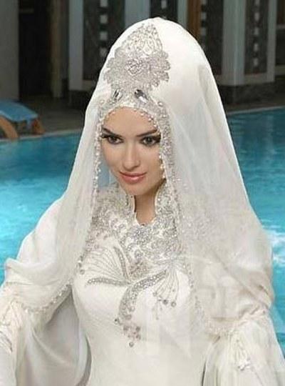بالصور افخم فساتين زفاف 2019 , اجمل ازياء ليلة العمر 495 24