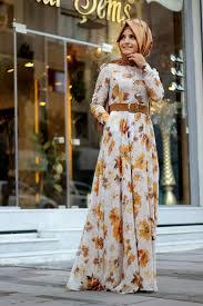 بالصور فساتين محجبات طويلة , ازياء حشمة للبنات , اجمل الملابس لاحلى سيدات 498 5