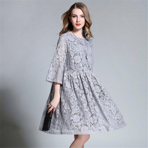 بالصور ارقى موديلات الفساتين للبنات الرقيقة , اجمل فساتين موديل 2019 53 6