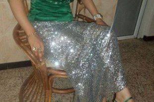 صورة فساتين جزائرية للاعراس صيف 2020 , اشيك ملابس لبنات الجزائر