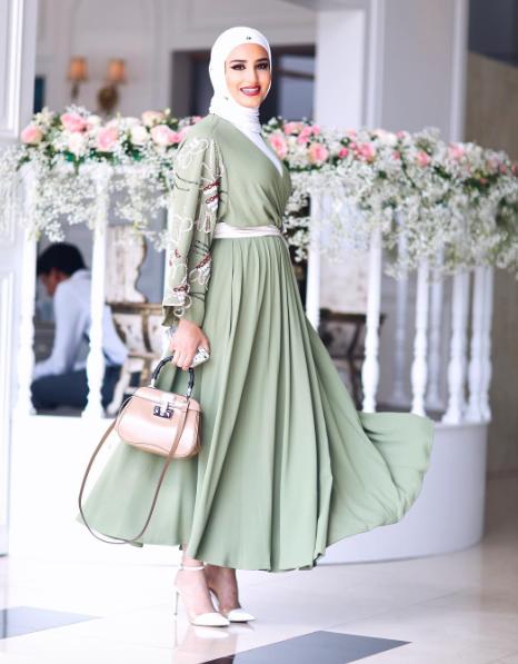 صور ازياء الموضة للمحجبات 2019 , اناقة ليس لها مثيل