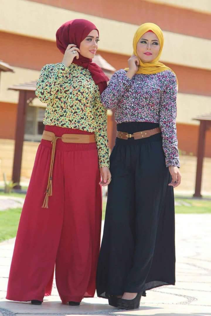 نتيجة بحث الصور عن حجابات 2018 جزائرية بالصور وأفضل صور الحجابات الصيفية للبنات