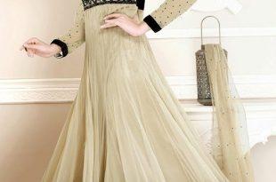 صورة ازياء هندية للمحجبات , ملابس هندية جميلة , تطريز فخم جداا وجميل