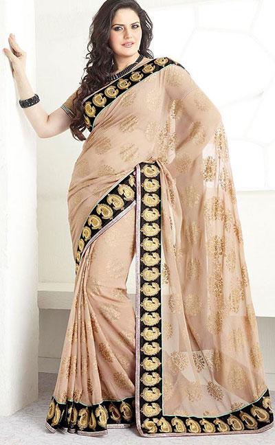 بالصور ازياء هندية للمحجبات , ملابس هندية جميلة , تطريز فخم جداا وجميل 83 2