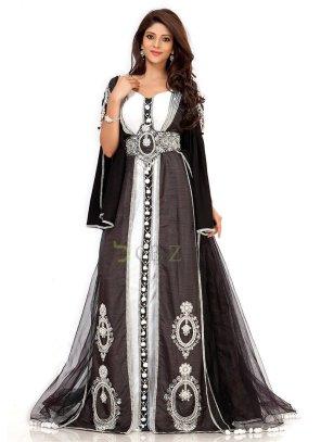 بالصور ازياء هندية للمحجبات , ملابس هندية جميلة , تطريز فخم جداا وجميل 83 3