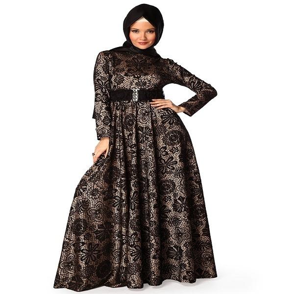 بالصور ازياء هندية للمحجبات , ملابس هندية جميلة , تطريز فخم جداا وجميل 83 4