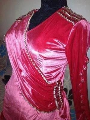 صورة فساتين شتاء جزائرية 2020 , ملابس شيك واطلاله مميزة