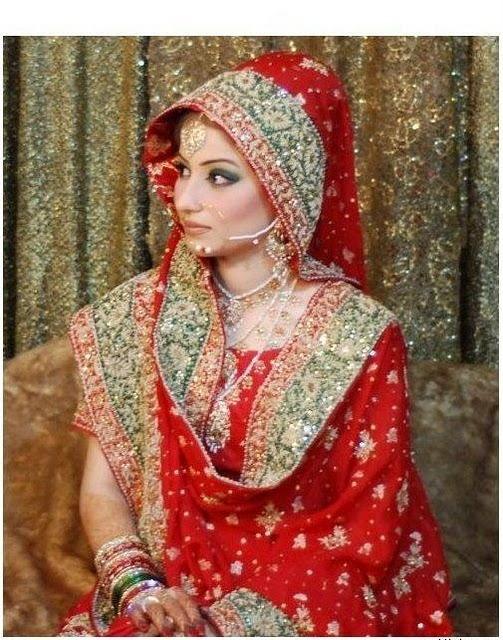 بالصور فساتين محجبات هندية , ازياء رائعة مطرزة 185 6