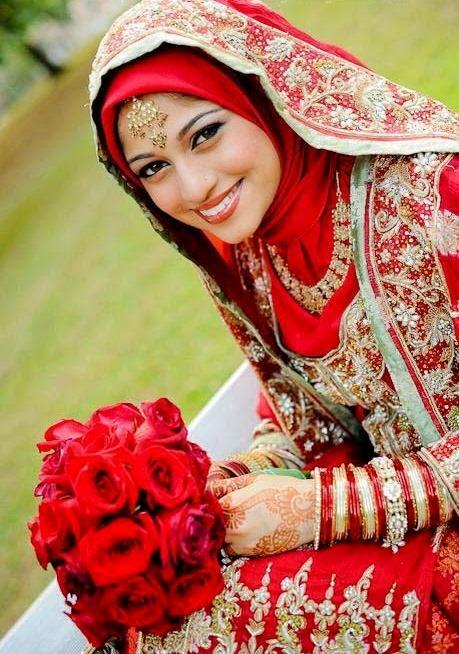 صوره فساتين محجبات هندية , ازياء رائعة مطرزة