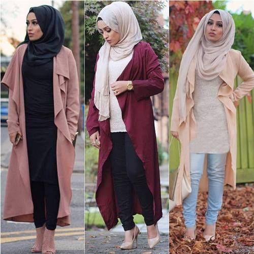 صورة ازياء مراهقات للمحجبات 2020 , ملابس مراهقات تجنن