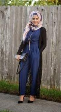 صورة ازياء مراهقات للمحجبات 2020 , ملابس مراهقات تجنن 268 8