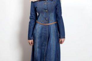 صور جلابيب جينز , قماشة ليكرا جميلة