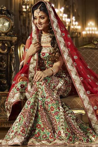 بالصور ازياء فساتين هندية 2019 , ملابس هندي جميلة , اطلاله ليس لها مثيل 36 1