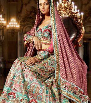 بالصور ازياء فساتين هندية 2019 , ملابس هندي جميلة , اطلاله ليس لها مثيل 36 10 291x330