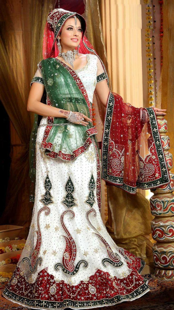 بالصور ازياء فساتين هندية 2019 , ملابس هندي جميلة , اطلاله ليس لها مثيل 36 5