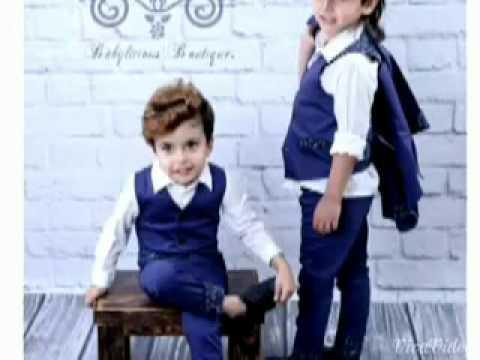 بالصور ازياء اطفال صغار 2019 اجمل ازياء لبنانيه للاطفال 2019 , صيحات لبنانية في ملابس الاطفال 394 7