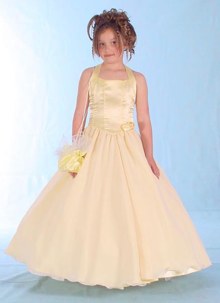 صورة فساتين سهره لعمر 10 , ملابس شيك للاطفال