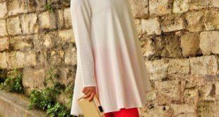 بالصور افضل و اخر عدد من مجلة حجاب فاشون 2019 , موديلات شيك واستيل رائع 41 11 1 310x165