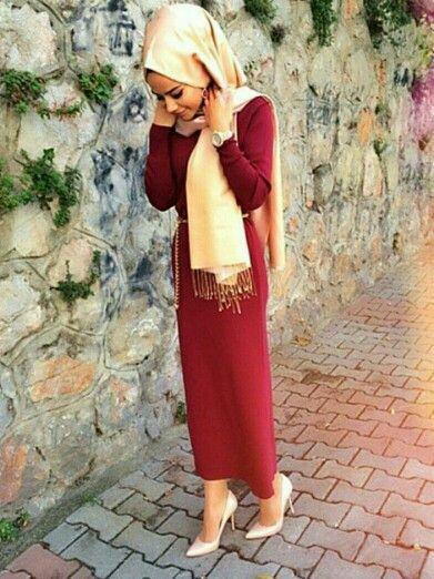 صوره افضل و اخر عدد من مجلة حجاب فاشون 2018 , موديلات شيك واستيل رائع